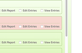 Assign Entries Permissions