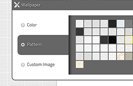Built-in Patterns