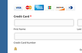 Flexible Payment Page