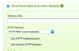 Send Data to Any External HTTP API